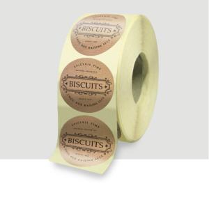 ettes  ecologiques KRAFT naturel etiquettes autocollantes personnalisées ecologiques etiquettes autocollantes papier kraft  etiquetttes ecologiques papier KRAFT