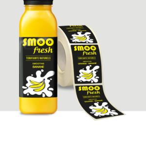 etiquettes autocollantes 1-2 couleurs- Etiquettes ULTRA-RESISTANTE Etiquettes Haute Performance- Étiquette résistante pour conditions extrêmes