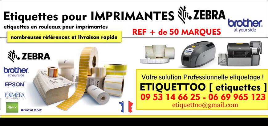 etiquettes transfert thermique direct