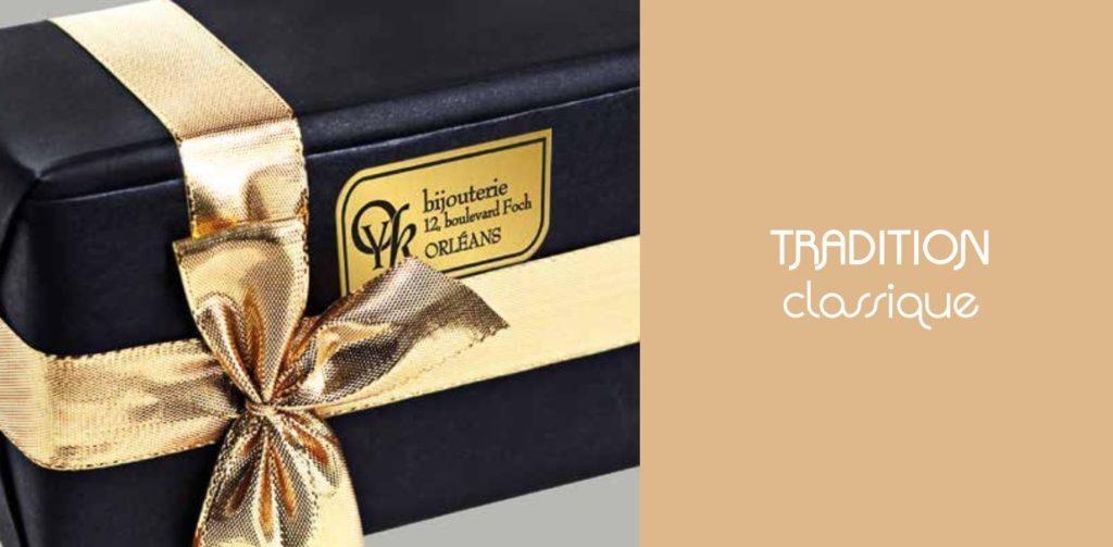 etiquettes autocollantes Noir et Or- etiquettes  paquets cadeaux