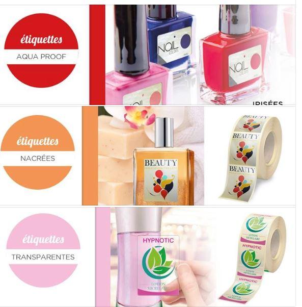 etiquettes cosmetiques  - etiquettes resistante - etiquettes produits de beaute - impression etiquettes cosmetiques(2)