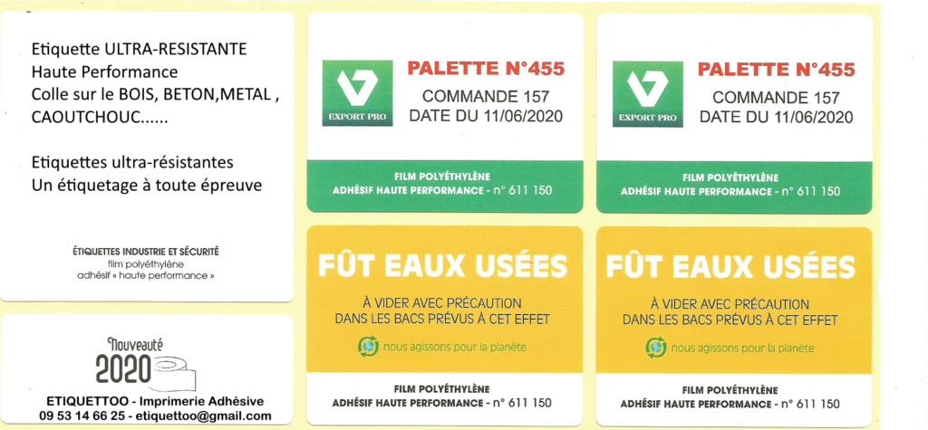étiquettes ultra-résistantes-étiquette autocollante waterproof-etiquette resistante a l'eau -étiquette autocollante extérieur