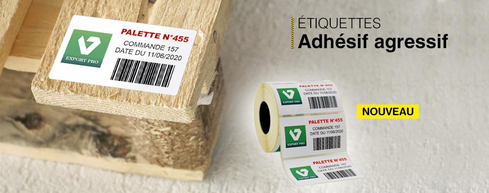 étiquettes ultra-résistantes-étiquette autocollante waterproof-etiquette resistante a l'eau -étiquette autocollante extérieur  étiquette autocollante extérieur