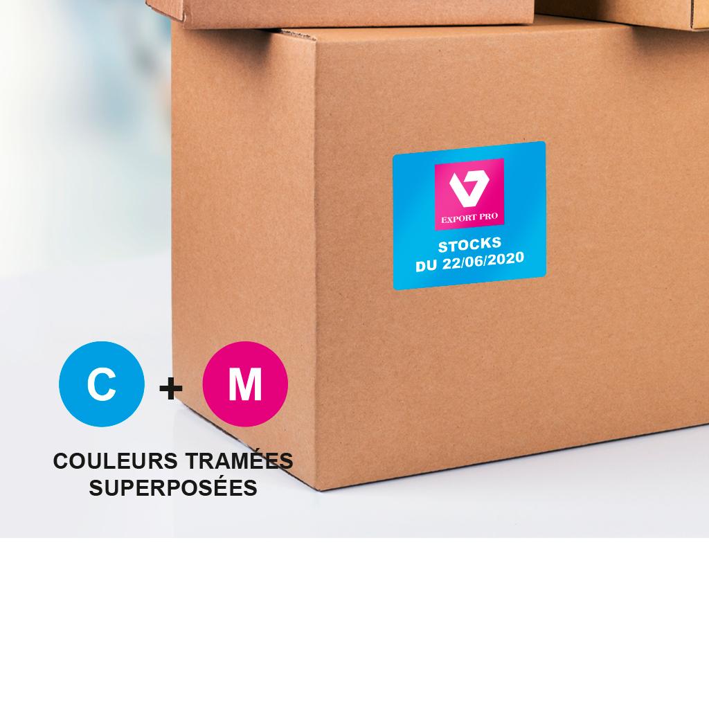 étiquettes autocollantes adhésif renforcé -  étiquettes adhésif permanent-etiquettoo - etiquettoo etiquettes autocollantes