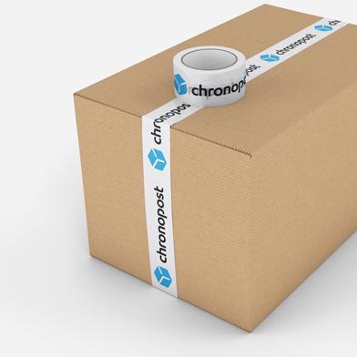 RUBAN adhésif personnalisé-rouleaux adhésif  ECO-PRO standard silencieux-rouleau adhésif Blanc-ruban adhésif transparent-ruban adhésif havane