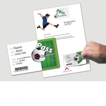 carte integree -carte imprimée à puce - carte pvc recto - verso - badge pvc -carte pvc personnalisee - carte PET biodegradable.jpg